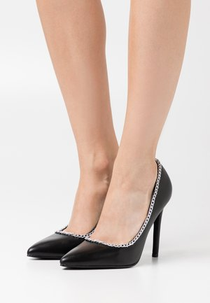 MARIYAH - Zapatos altos - black