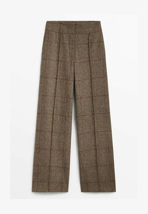 LIMITED EDITION   - Trousers - brown