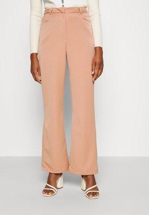 MARTA TROUSER - Trousers - blush