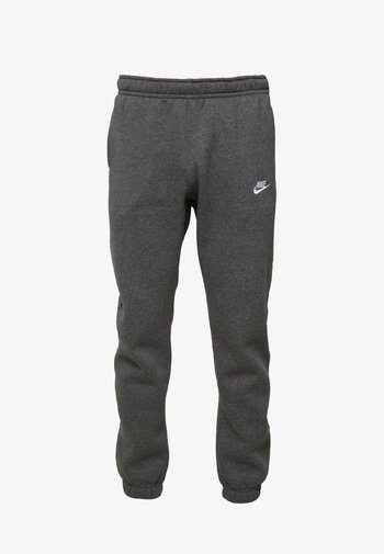 CLUB PANT - Tracksuit bottoms - charcoal heathr/anthracite
