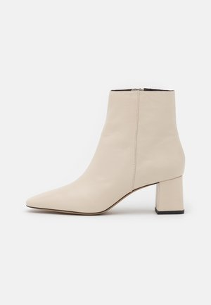 AJAR - Kotníková obuv - ivoire