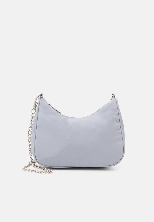 ALMA BAG - Handtas - dusty blue