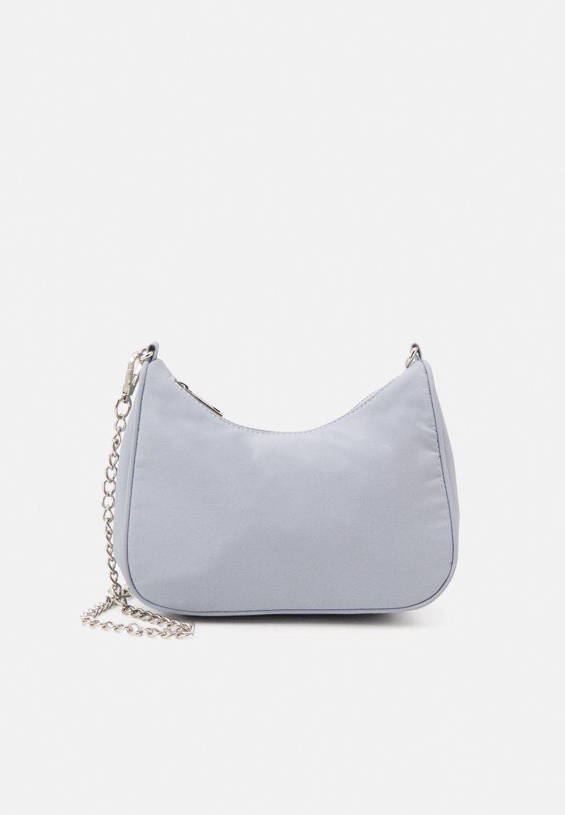Gina Tricot - ALMA BAG - Handbag - dusty blue