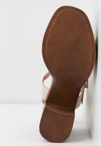 Musse & Cloud - UMA - High heeled sandals - beige - 6