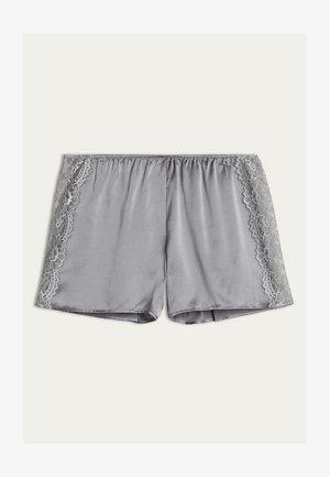 PRETTY SOMETHING - Pyjama bottoms - grau - 492i - grey/talc white