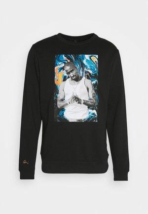 PAC PAINT - Sweatshirt - black