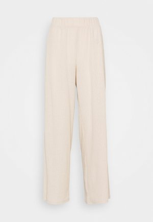ONLCORTNEY  PANT  - Tracksuit bottoms - pumice stone