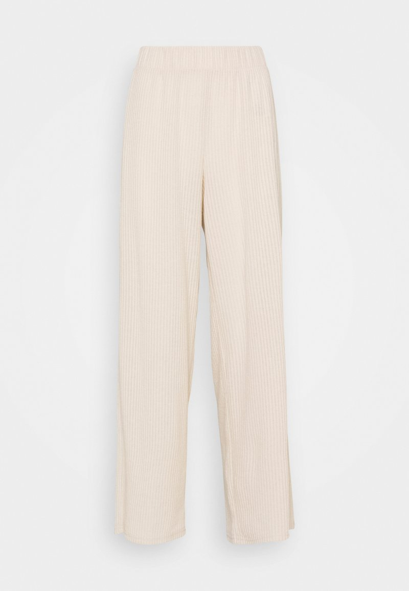 ONLY - ONLCORTNEY  PANT  - Tracksuit bottoms - pumice stone