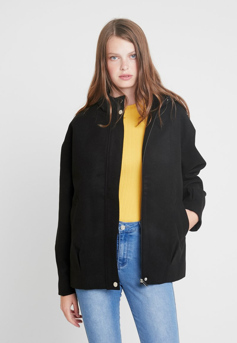 KIOMI TALL - Summer jacket - black