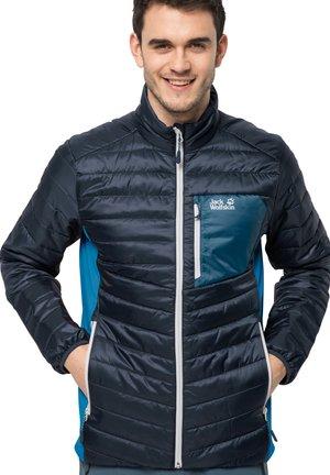 ROUTEBURN - Outdoor jacket - dark blue