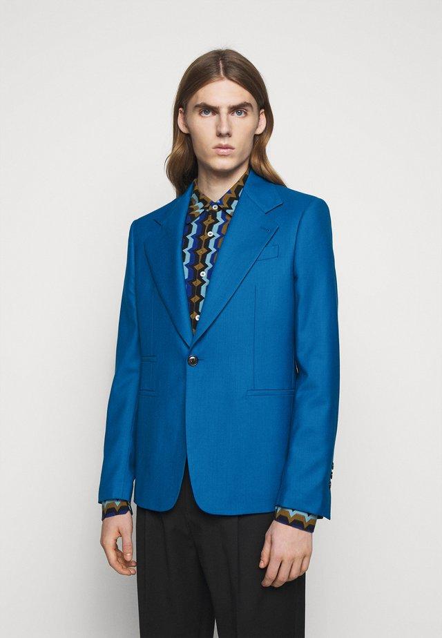 CLASSIC JACKET - Suit jacket - blue