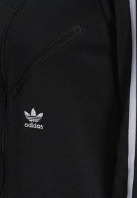 adidas Originals - ORIGINALS PRIMEBLUE TRACK SLIM - Giacca sportiva - black - 7