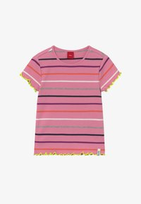s.Oliver - KURZARM - Camiseta estampada - light pink - 2