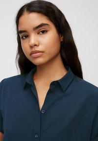 Marc O'Polo DENIM - Button-down blouse - dress blue - 3