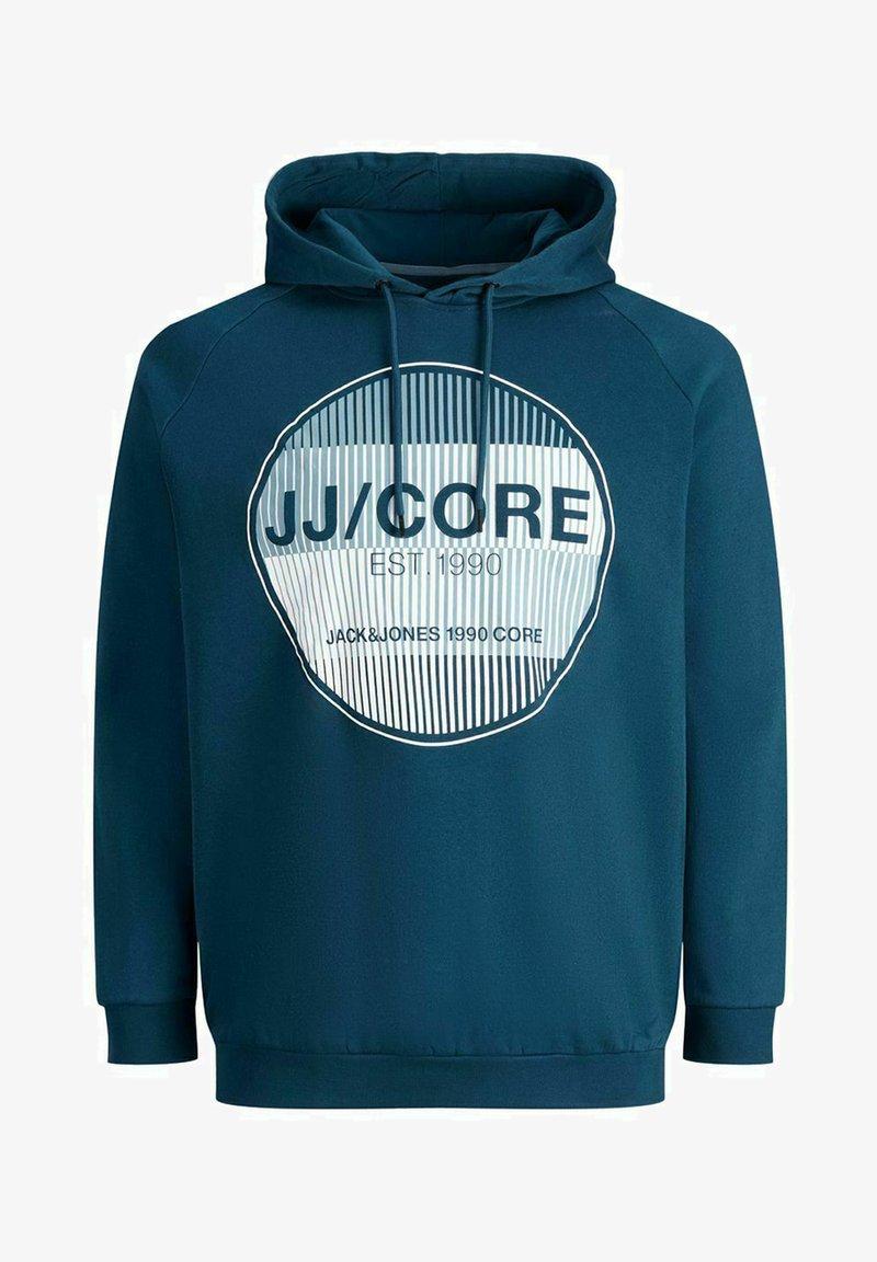 Jack & Jones - JCOBOOSTER - Hoodie - sailor blue