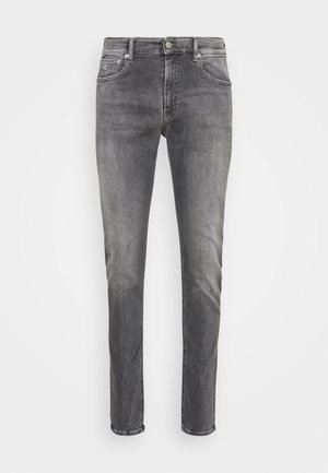 SLIM TAPER - Jeans slim fit - denim grey