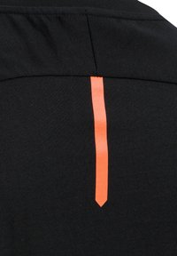 Hummel - ACTION  - Print T-shirt - black/fiesta - 2