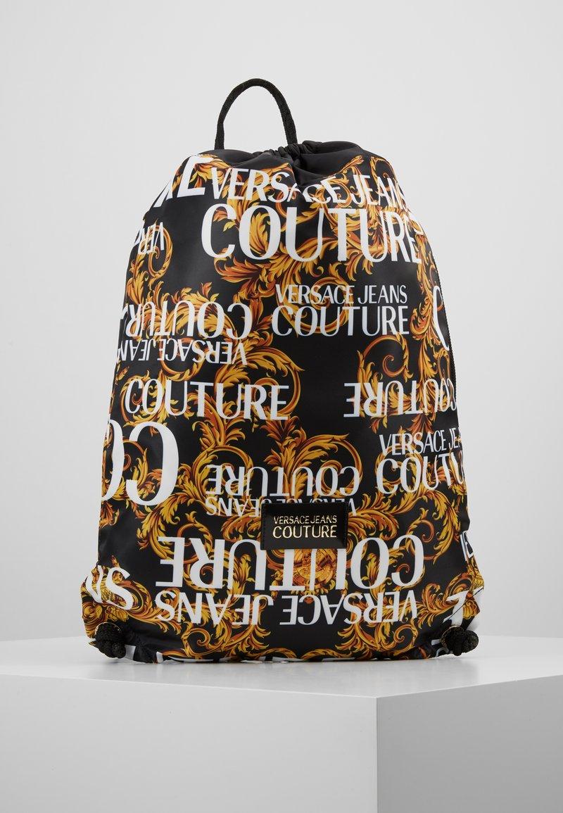 Versace Jeans Couture - LINEA HERITAGE - Rygsække - black/gold