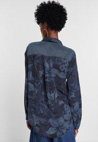 Desigual - CAM_DANUBIO - Camicia - blue - 2