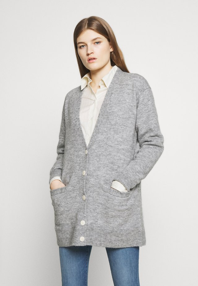 BOYFRIEND NEW - Cardigan - graphite