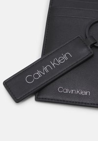Calvin Klein - UNITED SET - Wallet - black - 4