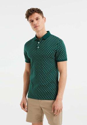 SLIM FIT  - Poloshirt - dark green