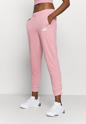 AMPLIFIED - Tracksuit bottoms - foxglove