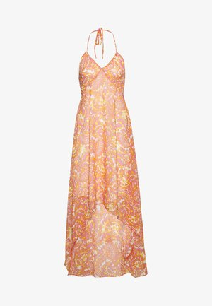 LADIES DRESS - Maxi dress - orange