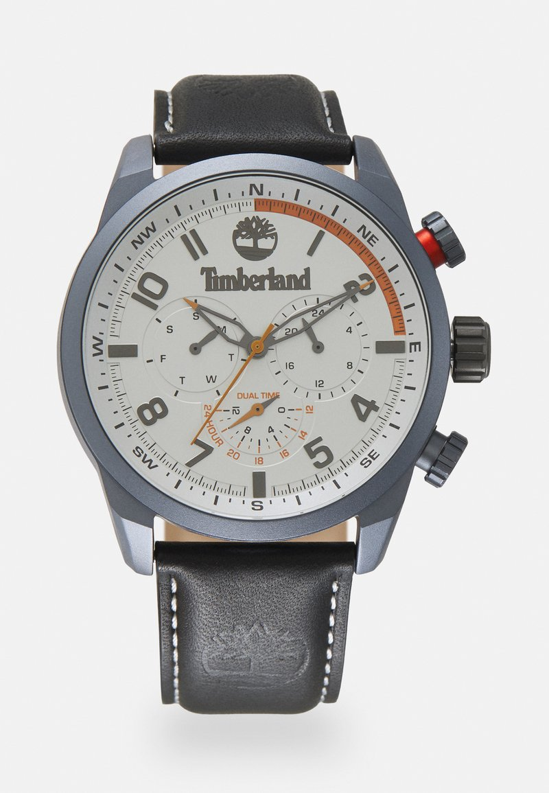 Timberland - FORESTDALE - Chronograph watch - black