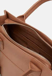 Zign - LEATHER - Handbag - tan - 2