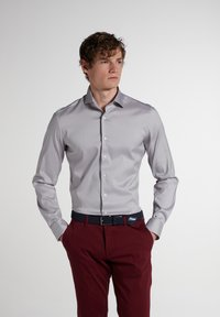 Eterna - Formal shirt - hellgrau - 0