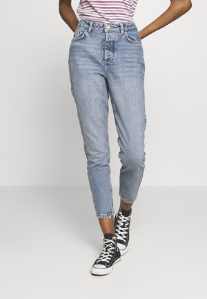 PCCARA  - Slim fit jeans - light blue denim