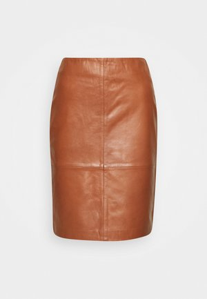 FOLLY SKIRT - Pencil skirt - sugar almond