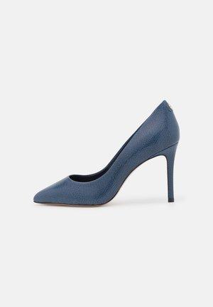 AZOA - High heels - marine