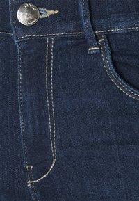 ONLY - ONLRAIN MID WAIST SKINNY FULL LENGH - Jeans Skinny Fit - dark blue - 2
