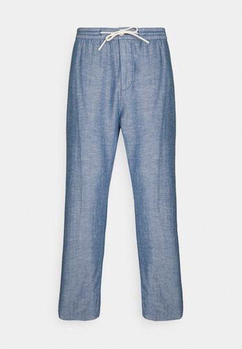 FAVE BEACH PANT - Broek - seaside blue