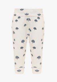 Müsli by GREEN COTTON - DANDELION PANTS - Trousers - cream - 0