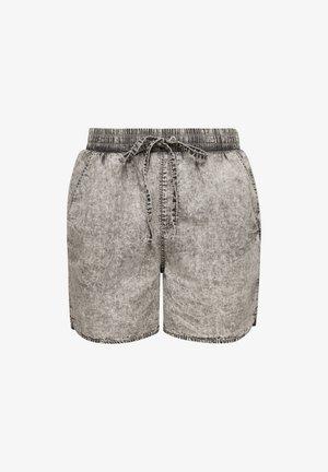 REGULAR - Short en jean - grey