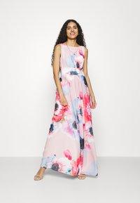 Swing - ABENDKLEID - Maxi dress - powder pink/multi - 1