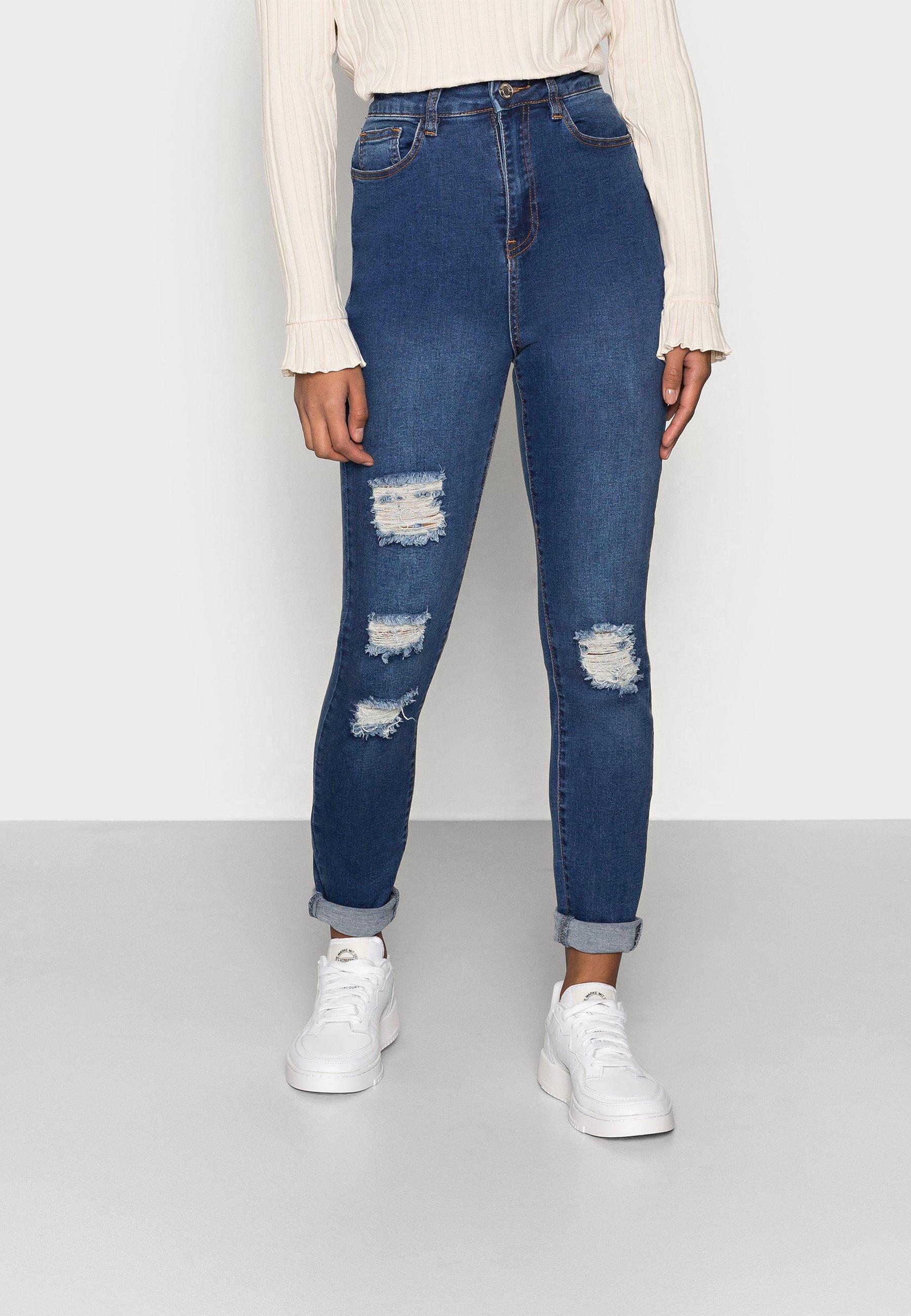 Women ASSETS DISTRESS SINNER - Jeans Skinny Fit