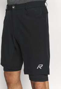 Rukka - RAINIO - Sports shorts - black - 3