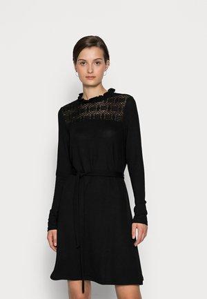 VMMALENA  SHORT DRESS - Day dress - black