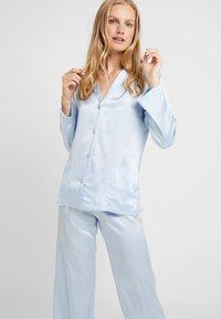 La Perla - PIGIAMA  - Pyjama set - azure - 3