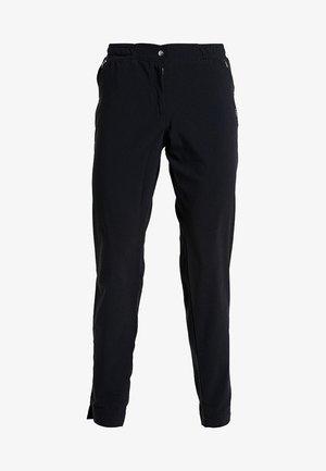LONGPANT - Trousers - black