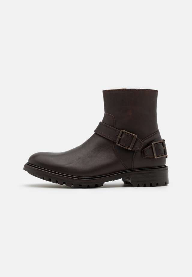 TRIALMASTER - Classic ankle boots - chocolate