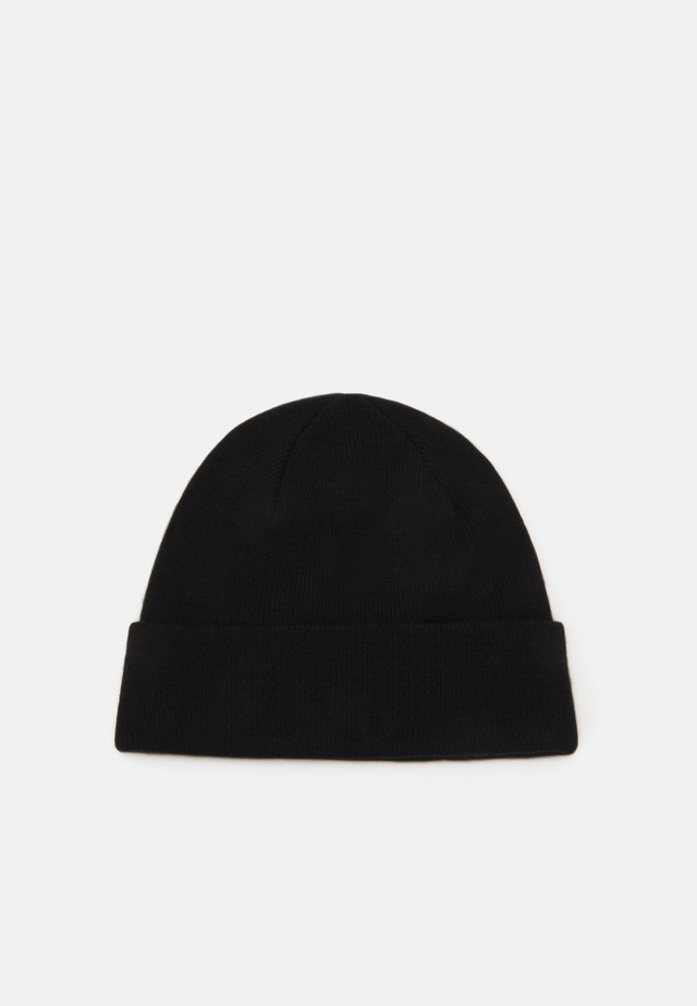 HERO BEANIE - Bonnet - black
