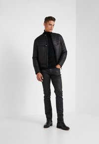 Just Cavalli - Jeans Slim Fit - black - 1