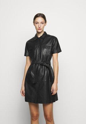 FRODEY - Košilové šaty - black
