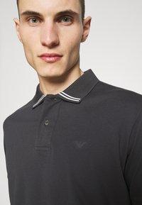 Emporio Armani - Polo shirt - grey - 4