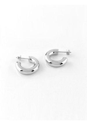 LIQUID - Boucles d'oreilles - argent